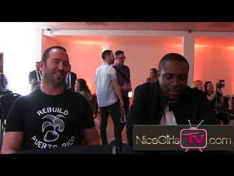 Sullivan Stapleton  & Rob Brown talk Blindspot Love & Fight Scenes