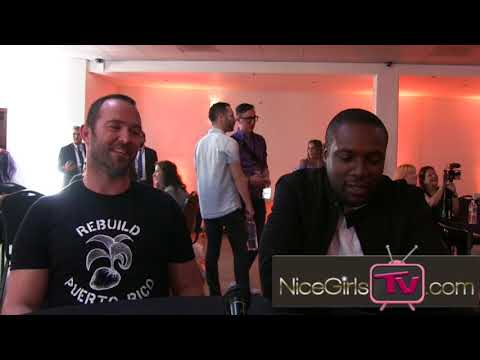 Sullivan Stapleton  & Rob Brown talk Blindspot Love & Fight s