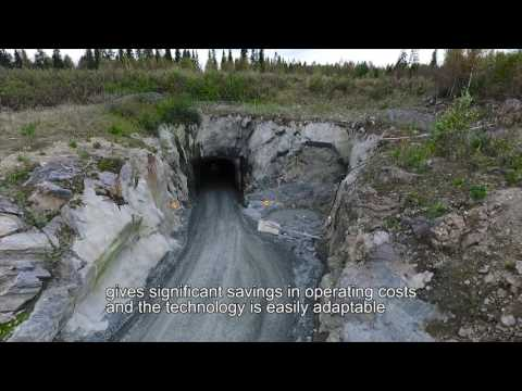 Sandvik DD422iE - Boliden Kylylahti mine