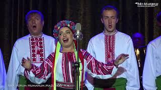 """XXX FORUM HUMANUM MAZURKAS – Narodowy Chór Ukrainy im. """"G.G.Wierowki' -  """"Sen""""."""