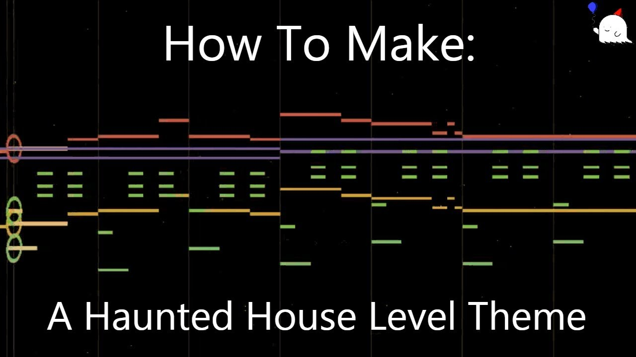 How to make a haunted house level theme in 6 min or less for Build a haunted house