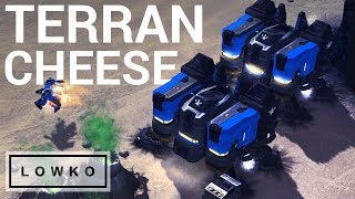 StarCraft 2: THE FLAVOURS OF TERRAN CHEESE!