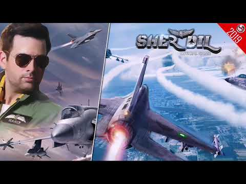TOP 10 Best Jet Fighter Games For Android! High Graphices For Android Games
