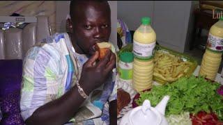 Ndogou Mbeur avec les Tarkindas : Feugueleu, Balla Gaye Jr Takhé...