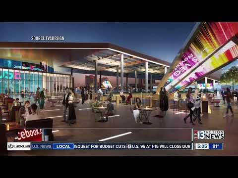 California cities expanding convention centers alongside Las Vegas