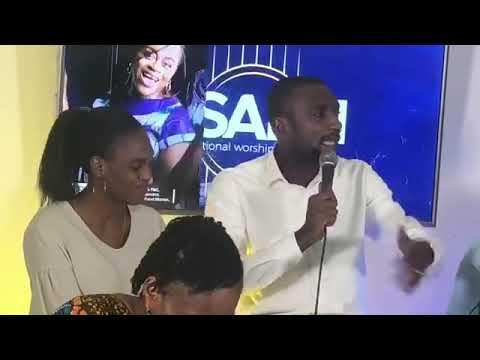 Athom's & Nadège Mbuma - Spécial Live Psalm