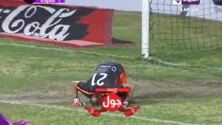 شاهد محمد حمدي زكي لاعب الأهلي المعار لسموحة يحصد ثلاث نقاط على حساب الداخلية بهدف رائع