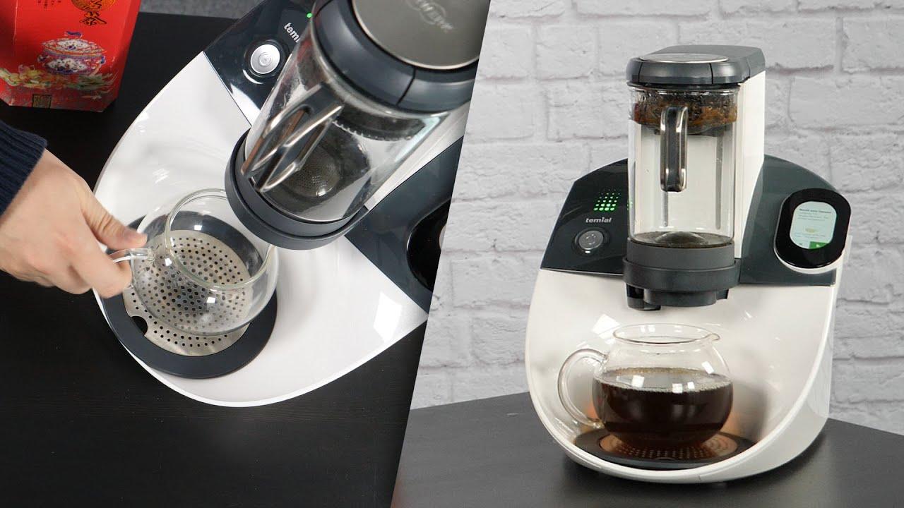 Ein Teekocher für rund 600 Euro? Vorwerk Temial im Test