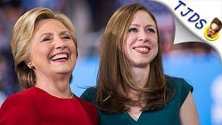 Chelsea Clinton Gets LIFETIME Achievement Award?!?!