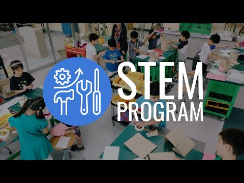 KIS's KoLAB Program: Transdisciplinary STEM Learning