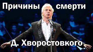 Рак | Причины смерти Дмитрия Хворостовского | Существо Высших Измерений | Опухоль | Онкология