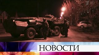 В Тюмени силовики ликвидировали боевиков запрещенной в России ИГИЛ.