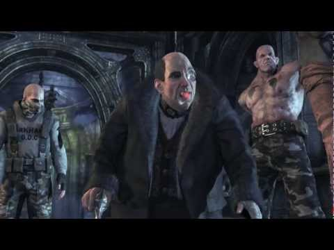 Making Batman Arkham City : Inside Rocksteady Studios.