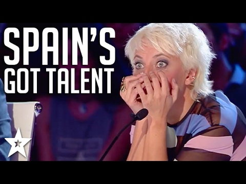 TOP AUDITIONS on Spain's Got Talent 2017 Week One   Part Two