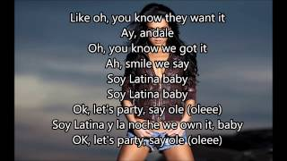 INNA - Cola Song (feat. J Balvin) (Lyrics)