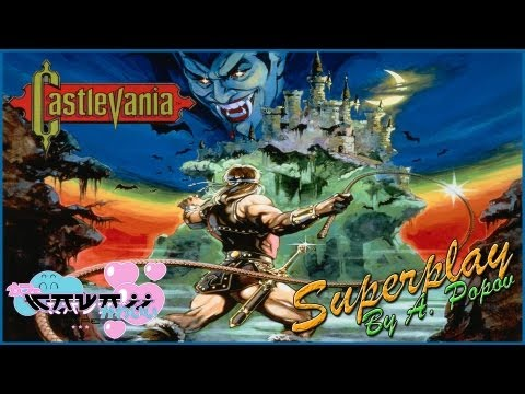 Superplay - Castlevania - Kawaii Café