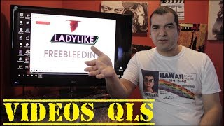 Videos QLS   #Freebleeding