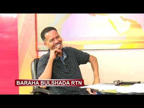 Baraha bulshada RTN Todobadkan oo xiisa gooniya leh Farhia Abdalla iyo Iidle Yare  20-05-2017.