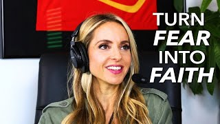 Gabrielle Bernstein on How to Turn Fear into Faith with Lewis Howes