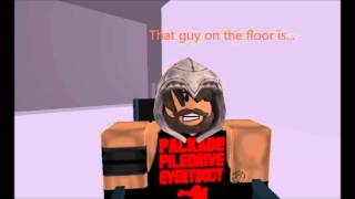 ROBLOX: Ro-Wrestling Shorts - Interviews