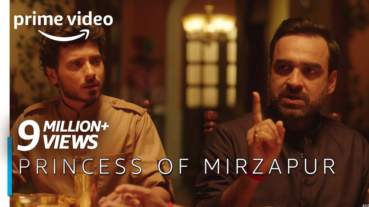 Download Hanna -The Princess Of Mirzapur | Kaleen Bhaiya, Munna Bhaiya | Pankaj Tripathi, Divyendu Sharma