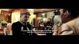Shireen Sungkar & Teuku Wisnu - Weddingclip Cinematic