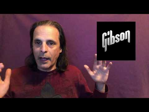 The End Of Gibson Guitars? My Thoughts.