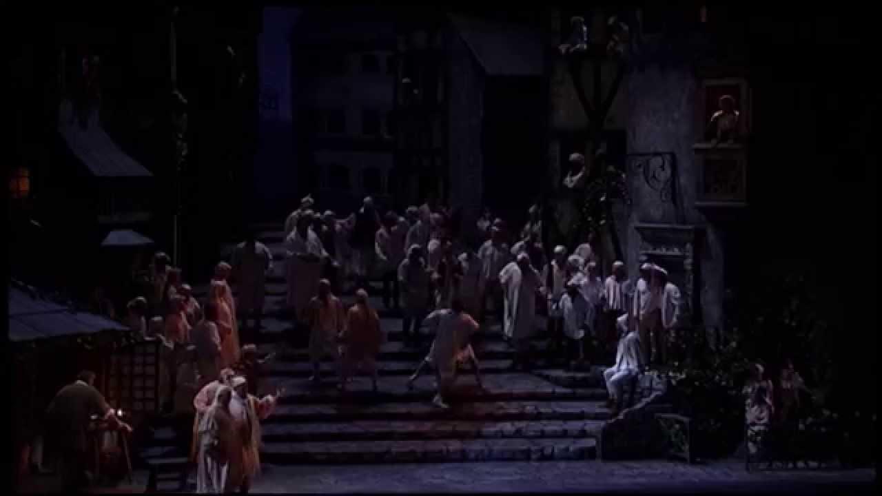 Die Meistersinger von Nürnberg: Act II Finale (Quarrel Scene)