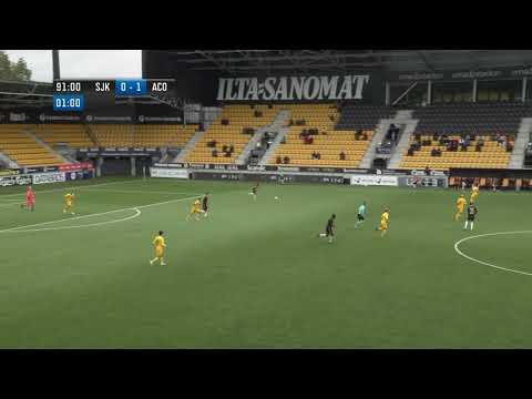 ACOTV Jumprun ottelukooste: SJK Akatemia - AC Oulu 12.9.2020.
