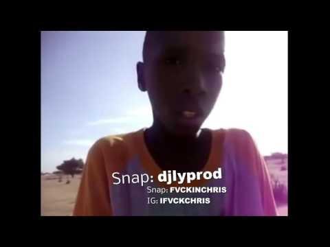 IFvckChris - Ah 5h  Afro Remix Clip officiel by Djly Prod