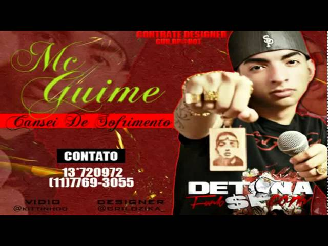 Mc Guime   Cansei De Sofrimento (Previa Ao Vivo). Travel Video