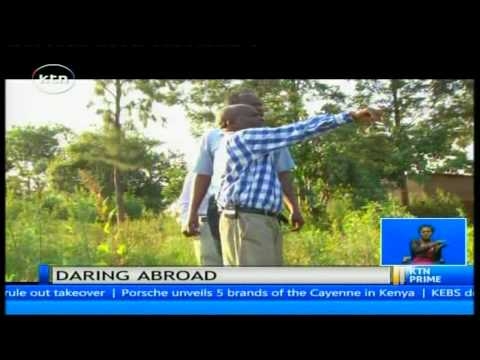 Daring Abroad: Kenyans own land and practice farming in Rwanda