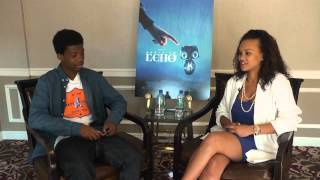 "Movies or Music? Earth to Echo star Brian ""Astro"" Bradley discusses"