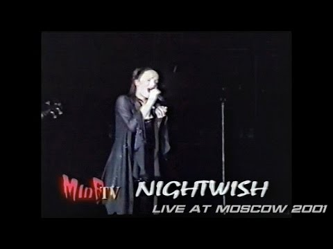 Nightwish - Live At Moscow (2001) Remastered