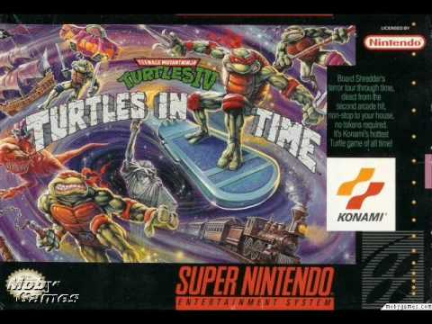 Turtles in Time (Rock/Metal Remix) - Sewer Surfin performed by Zircon & Sixto Sounds