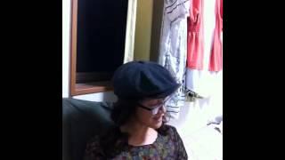 吉田拓郎さんの結婚しようよをウクレレで弾き語ってみました。