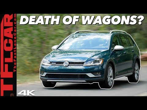 2019 Volkswagen Alltrack Review: THIS Is One Wagon You Should Buy Before Its GONE Forever!