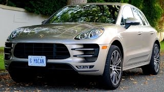Porsche Macan 2015 Videos
