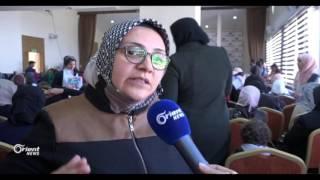 احتفالية بمناسبة عيد الأم تحييها جمعيات سورية
