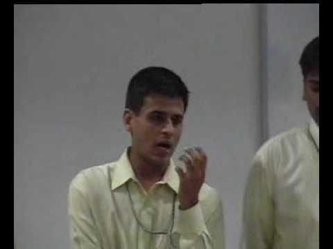 Leadership, Team Building program by Captain Vinod Nair