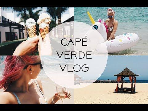 Cape Verde Vlog | Melia Dunas, Cape Verde | Bikini Beach Club