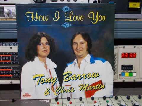 Tony Barrow & Chris Martin FULL How I Love You Remasterd By B.v.d.M 2017