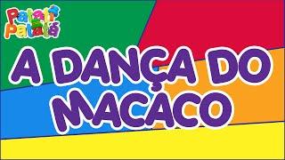 A dança do macaco - Patati Patatá (DVD Os Grandes Sucessos)