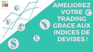 AMELIOREZ votre trading avec les INDICES DES DEVISES