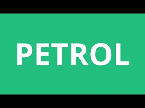 How To Pronounce Petrol - Pronunciation Academy