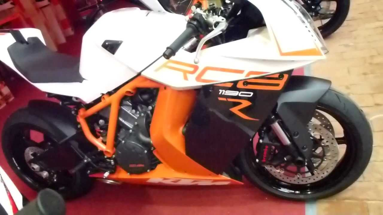 2013 KTM 1190 RC8 R 175 Hp 270 Km/h 167 mph * see also Playlist ...