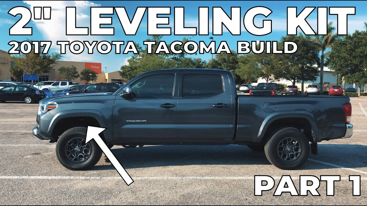 2017 TOYOTA TACOMA with 2