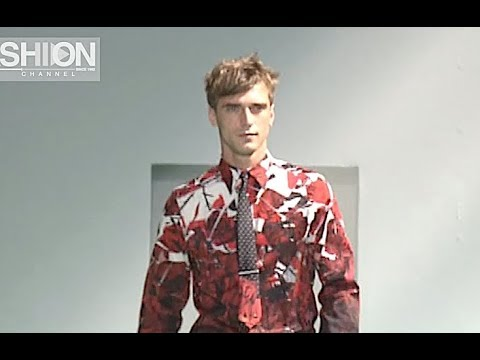 PAUL SMITH Spring Summer 2013 Menswear London - Fashion Channel