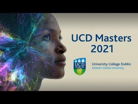 UCD Masters 2020