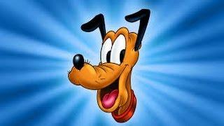 мультфильмы -  Плутон собака- фильмы для детей - мультфильмы для детей